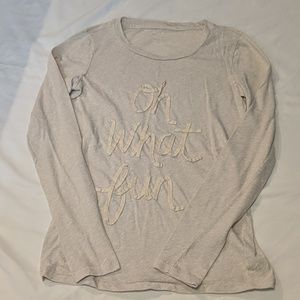 Aerie Long Sleeve Top